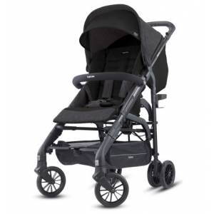 Inglesina Zippy Light Baston Bebek Arabası / Volcano Black