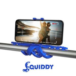 Celly Squiddy Esnek Mini Tripod Mavi SQUIDDYBL  Celly