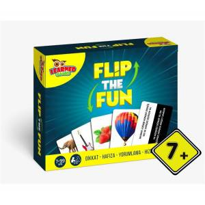 Flip The Fun Learned Games Eğlenceyi Çevir