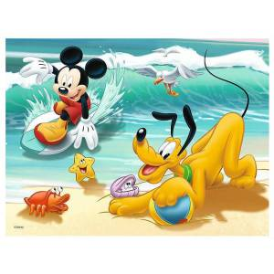 Trefl Mickey Mouse and Friends 30 Parça Puzzle 18207