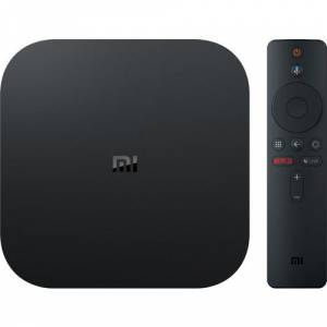 Xiaomi Mi Box S 4K Android TV Box Media Player HDR - Dolby DTS - Chromecast (Distribütör Garantili)