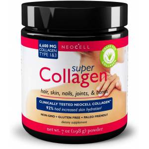 Orijinal Amerikan BEST QUALITY NEOCELL COLLAGEN POWDER 6,600 MG COLLAGEN TYPE 1,3