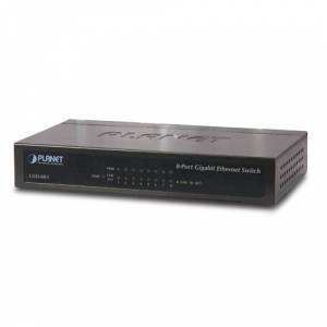PL-GSD-803 Yönetilemeyen Switch Unmanaged Switchbr8-Port 101001000Base-T