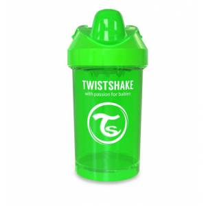 TwistShake CrawlerCup 300ML Suluk Yeşil