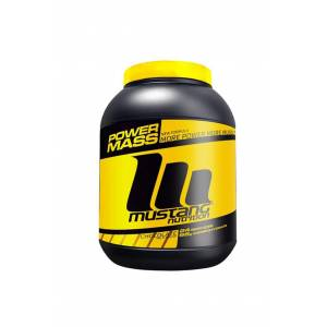 MUSTANG NUTRİTİON POWER MASS GAİNER