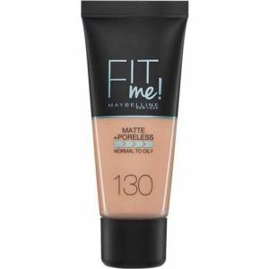 Maybelline New York Fit Me Matte+Poreless Fondöten - 130 Buff Beige