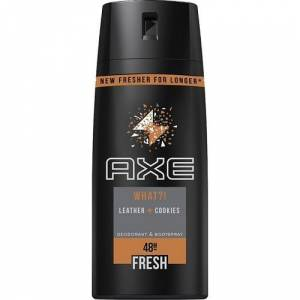 Axe Erkek Deodorant Sprey Leather Cookies Deri ve Kurabiye 150 ml