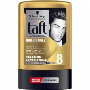 Taft Irresistible Power Jöle Güçlü Tutuş 300 ml