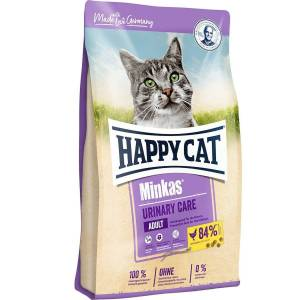 Happy Cat Minkas Urinary Care Tavuklu Yetişkin Kedi Maması 10 Kg Skt:09/2021