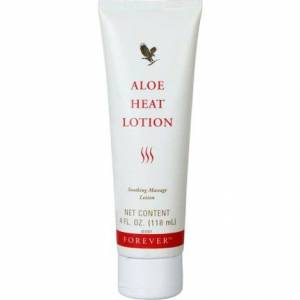 Forever Aloe Heat Lotıon 118 ML