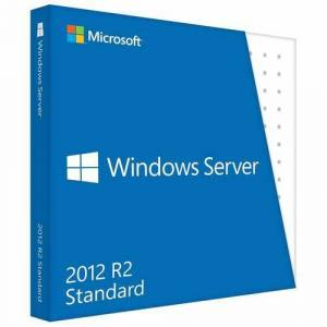 Windows Server 2012 R2 Standard - 64BIT Tam Versiyon