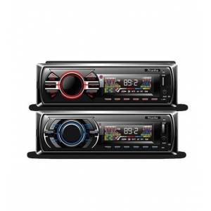 Piranha 7735-7736 Radyo Bluetooth + USB/SD Kart MP3 Çalar Teyp Mavi
