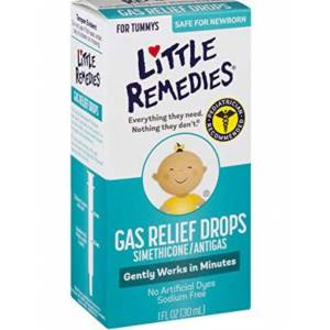 Little Remedies gas relief drops 30mL
