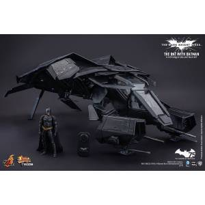 The Bat 1/12 Scale Collectible Set Hot Toys