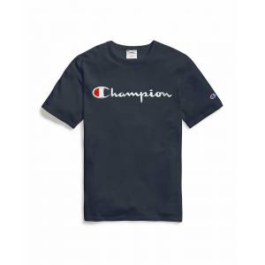 Champion Life T-Shirt Heavy Atletik Fit 100% Pamuk