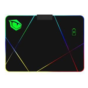 Monster Pusat RGB Gaming Mousepad V2 Wireless Charging