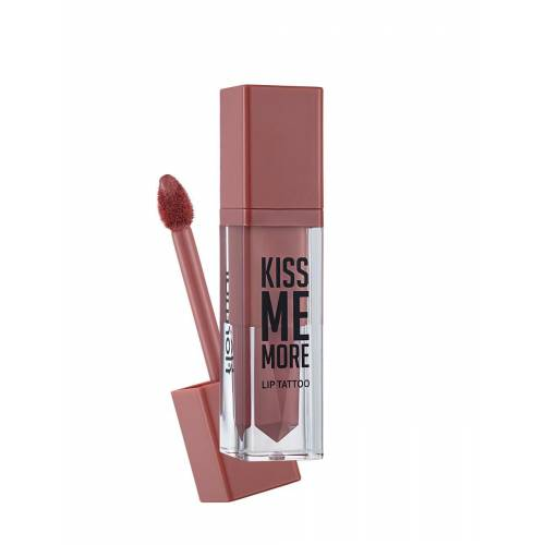 Flormar Kiss Me More Lip Tattoo  Kahve Nude Ruj  004