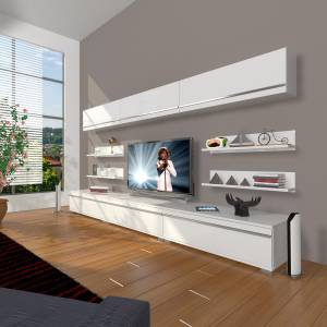 DECORAKTİV EKO 8Y MDF TV ÜNİTESİ TV SEHPASI TV UNİTESİ 18682109202302