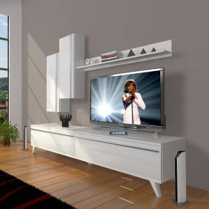 DECORAKTİV EKO 7 MDF STD RETRO TV ÜNİTESİ TV SEHPASI 8682109201599