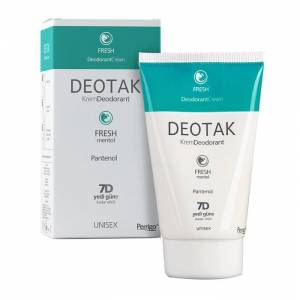 Deotak Krem Deodorant Fresh 35 ml