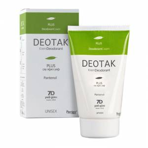 Deotak Krem Deodorant Plus 35 ml