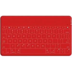 Logitech Keys-To-Go iPad, iPhone, Apple TV, Desktop Taşınabilir Bluetooth Klavye (İspanyolca, Q)