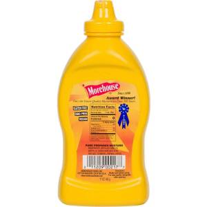 American Style Morehouse Mustard 482g