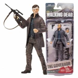THE WALKİNG DEAD - THE GOVERNER - ACTİON FİGÜR - MCFARLANE