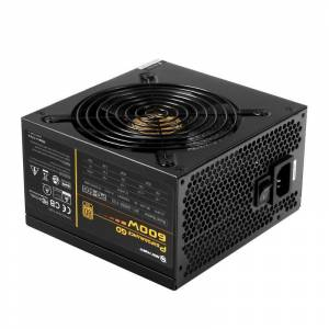 High Power Performance GD 600W 80+ Gold Aktif PFC Siyah ATX Güç Kaynağı(HP1-J600GD-F12S)