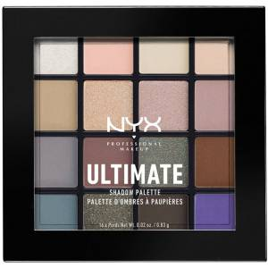 NYX Cosmetic Ultimate Palette Ombre Cool Neturals USP02