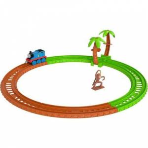 Thomas Friends Thomas Afrikada Oyun Seti GJX83