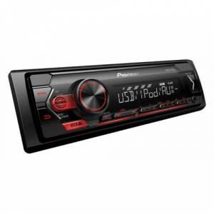 Pioneer MVH-S125UI Usb Aux Rca Android+Iphone Destekli Oto Teyp (2020 model)