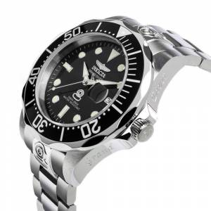 Invicta Grand Diver Automatic 47mm Black Erkek Kol Saati 3044