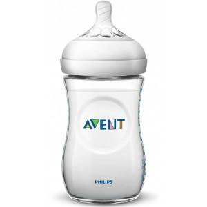 Philips Avent SCF033/17 Natural PP Biberon 260 ml