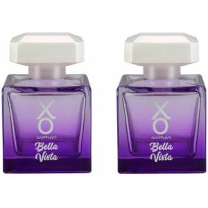Xo Bella Vista Women Edt Parfüm 100 ml x 2 Adet