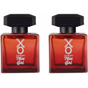 Xo Nice Girl Women Edt Parfüm 100 ml x 2 Adet