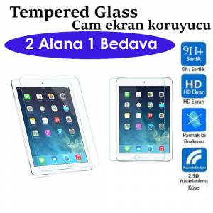 Apple İpad Mini A1432 Tempered Cam Tablet Ekran Koruyucu