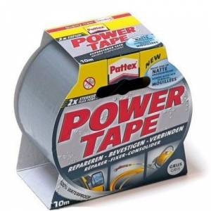 PATTEX POWER TAPE GRİ BANT 50mmx10mt