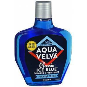Aqua Velva ice blue 100.yıl özel seri after shave 103mL