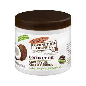 Palmer's  Coconut Oil Curl  StyleR Cream Pudding 396G