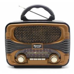 Kemai MD-1905BT Bluetooth - FM Radyo - USB - SD Kart Destegi