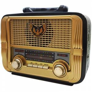 Everton RT-806BT USB-SD-FM-Bluetooth Nostaljik Radyo