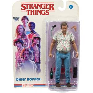 Mcfarlane Stranger Things Chief Hopper Figür