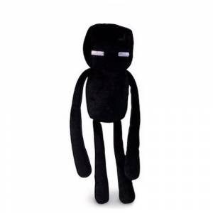 Minecraft 24 Cm Peluş Black Enderman