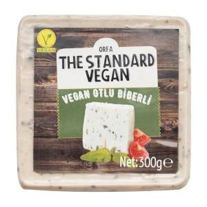 The Standard Vegan Otlu Biberli, 300 gr