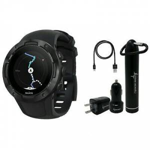 Suunto 5 Multisport GPS Saat G1 Wearable4U Power Pack ile