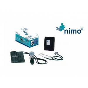 NİMO HNK-2T PALM TİPİ ÇİFT HORTUMLU ANEROİD TANSİYON ALETİ