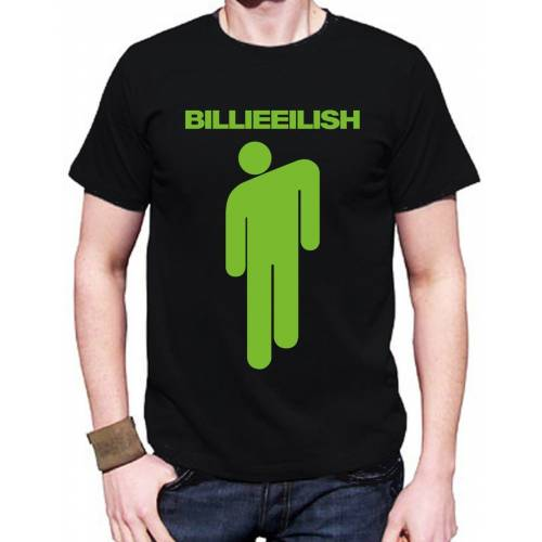 Erkek Billie Eilish t-shirt