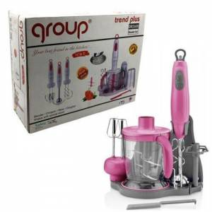 Group GR 2600 Trend Plus 1200 W Blender Set