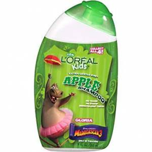 Loreal Kids Apple Shampoo 265mL
